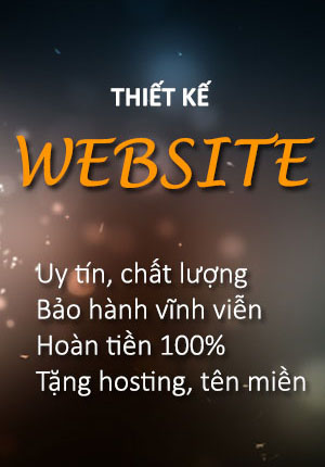 Thiết kế web giá rẻ