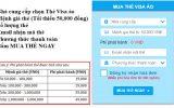 Mua thẻ visa ảo trả trước Cách dùng thẻ Visa ảo, thẻ mềm (Sacombank, Vpbank) và thẻ cứng Eximbank