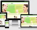 Thiết kế web mỹ phẩm chuyên nghiệp và phong cách