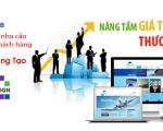 Tùy biến giao diện website đơn giản với thiết kế website theo module