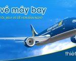 Thiết kế web bán vé máy bay trực tuyến chuyên nghiệp