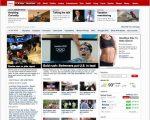 Thiết kế website tin tức đẹp chuyên nghiệp