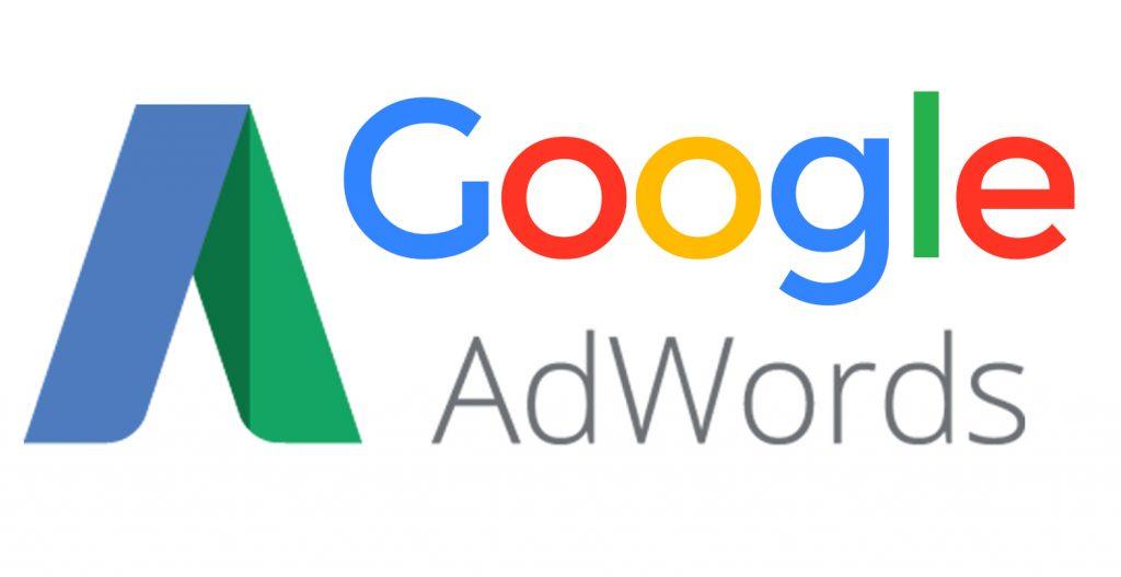 Phí dịch vụ google adwords