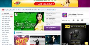 Thiết kế website xem phim nghe nhạc