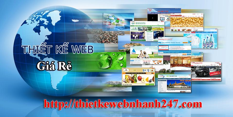 Thiết kế web gá rẻ tại Quảng Ninh