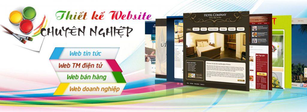 Thiết kế web chuyên nghiệp tại Tuyên Quang
