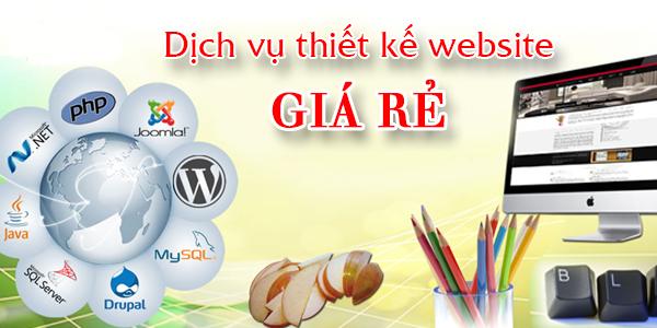 Thiết kế web giá rẻ có tốt không ?