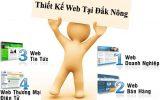 Thiết kế web giá rẻ tại Đắk Nông