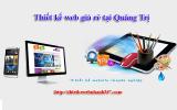 Thiết kế web giá rẻ tại Quảng Trị