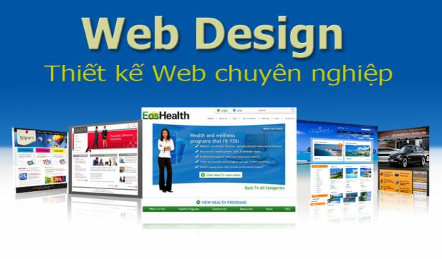 Thiết kế web tai nghệ an