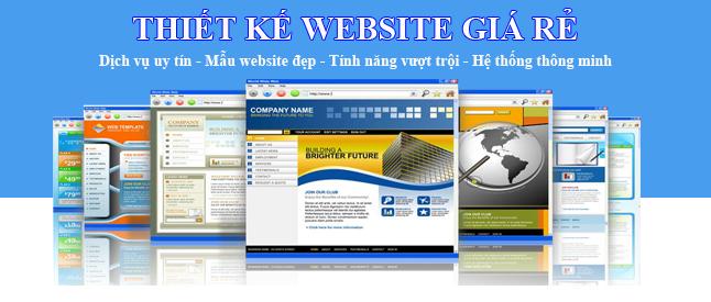 Thiết kế web giá rẻ tại gia lai