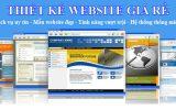 Thiết kế web giá rẻ tại Trà Vinh