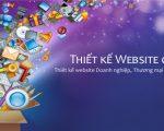 Thiết kế  web uy tín chuyên nghiệp tại Hà Nội