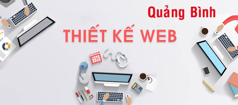 Thiết kế web giá rẻ tại Quảng Bình
