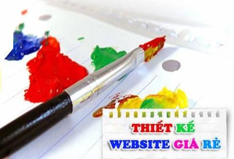 Thiết kế web giá rẻ tại Cần Thơ