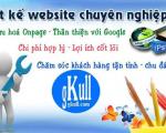 Thiết kế web giá rẻ tại Đồng Tháp