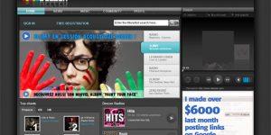 Thiết kế website cho ca sĩ , nhạc sĩ, người nổi tiếng chuyên nghiệp
