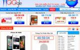 Thiết kế website đấu giá trực tuyến