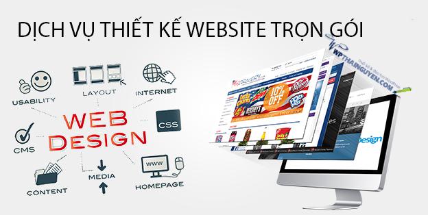 Nhận tạo web đơn giản