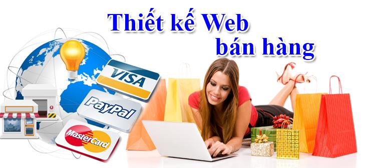 Thiết kế website bán hàng điện tử