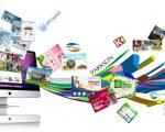 Thiết kế web in ấn , quảng cáo đẹp
