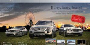 Thiết kế web cửa hàng bán ô tô – xe máy