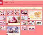Thiết kế web tiệm bánh giá rẻ