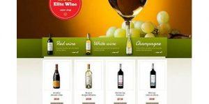 Thiết kế web bán rượu chuyên nghiệp