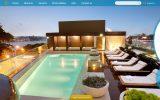 Thiết kế website resort khu nghỉ dưỡng