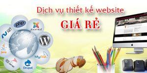 Thiết kế website giá rẻ có tốt hay không ?
