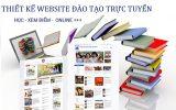 Những lưu ý khi thiết kế website học trực tuyến