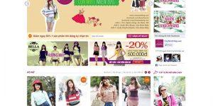 Thiết kế web bán lẻ chuyên nghiệp chuẩn SEO giá rẻ