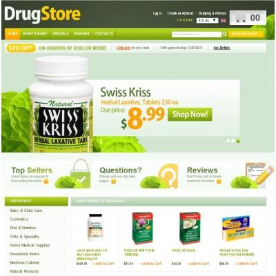 Thiết kế website nhà thuốc chuyên nghiệp