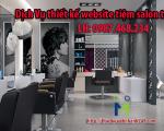 Thiết kế website tiệm salon tóc