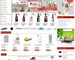 Thiết kế web bán hàng đồ gia dụng