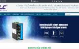 Thiết kế web bán thiết bị công nghệ