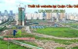 Thiết kế web giá rẻ tại Quận Cầu Giấy – Hà Nội