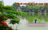 Thiết kế web giá rẻ tại Quận Hoàn Kiếm Hà Nội