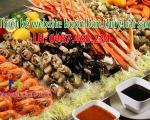 Thiết kế website thủy hải sản giá rẻ chuyên nghiệp dễ lên top google