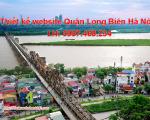 Thiết kế web giá rẻ tại Quận Long Biên – Thủ Đô Hà Nội