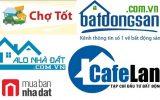 Top trang web đăng tin bất động sản – rao vặt miễn phí tốt nhất 2020