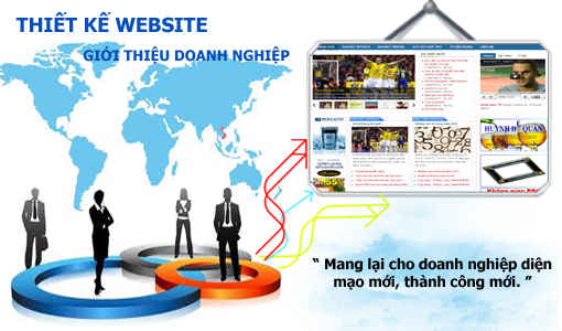 Tại sao doanh nghiệp cần website?