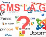 CMS trong website là gì? Các loại CMS phổ biến hiện nay?