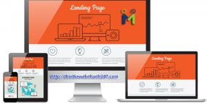 Landing page là gì? Hướng dẫn thiết kế web landing page đẹp và chuyên nghiệp