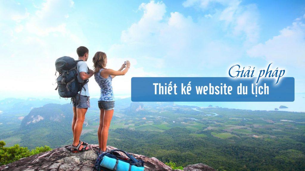 Thiết kế web du lịch tại tphcm