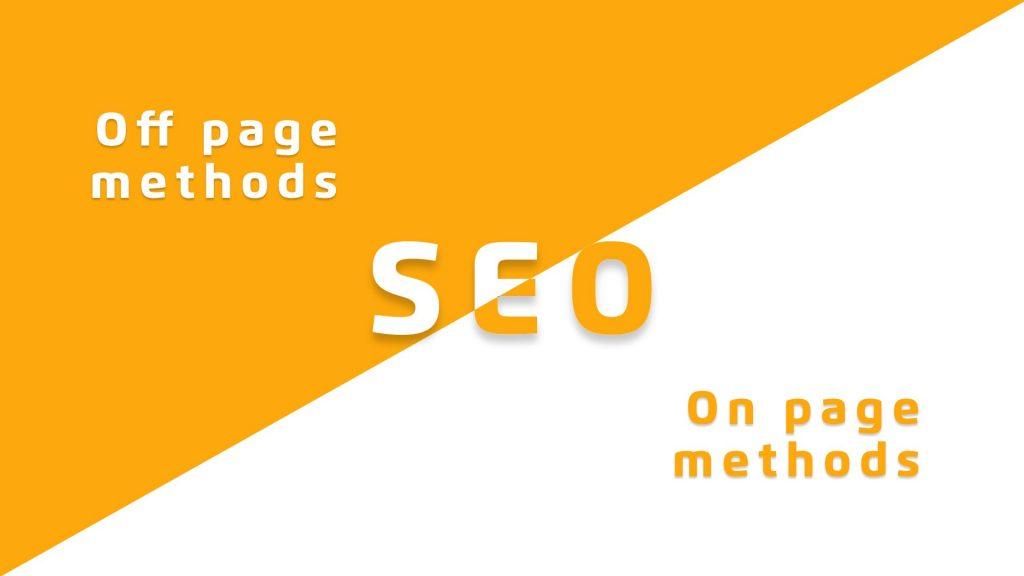Tối ưu Seo Onpage và Offpage