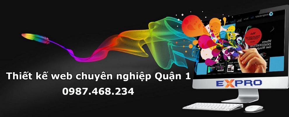 Thiết kế web tại Quận 1 – Thành Phố Hồ Chí Minh