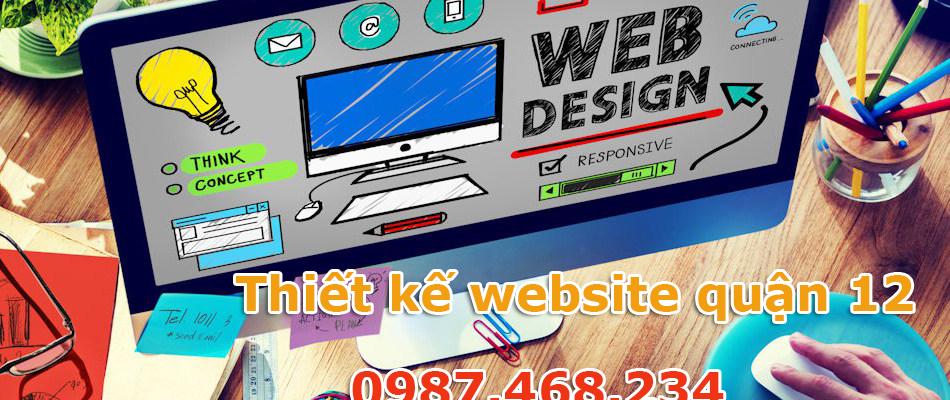 Thiết kế web tại Quận 12 chuẩn SEO dễ lên top Google