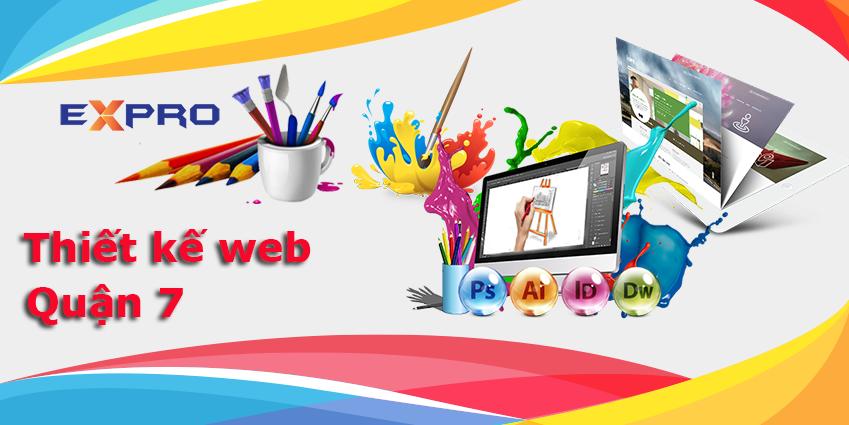 Thiết kế web quận 7