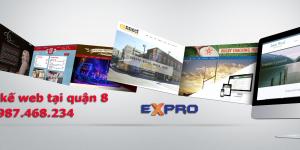 Thiết kế website tại Quận 8 chuyên nghiệp TPHCM